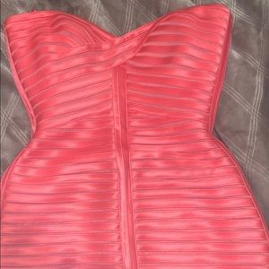 BcBG corset dress